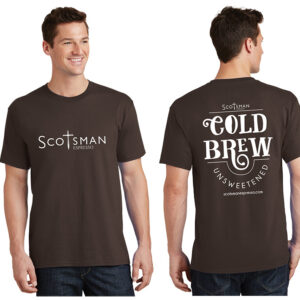 Scotsman Cold Brew T-Shirt
